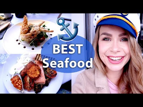 London's Best Seafood Restaurant? Vlog