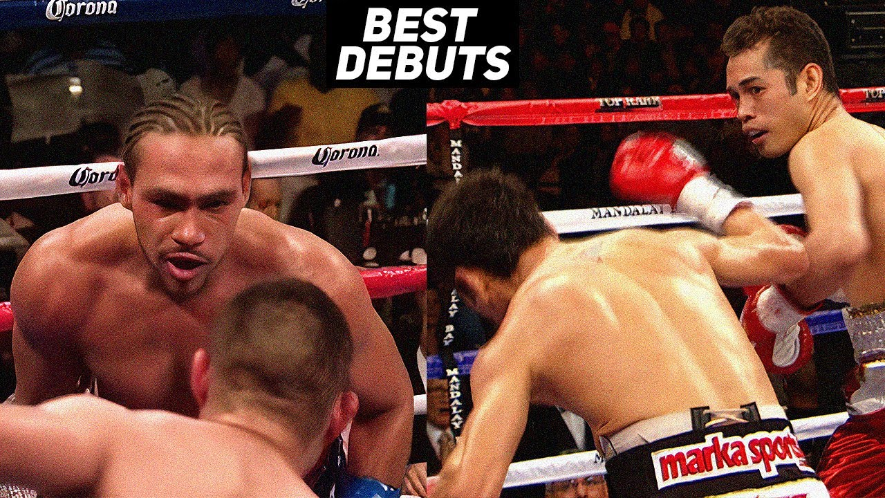 Best Boxing Debuts on HBO Boxing