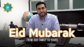 Eid Mubarak from Our Family to Yours - Qurbani 2019 - Islamic Relief USA