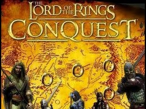 The Lord of the Rings Conquest Властелин Колец