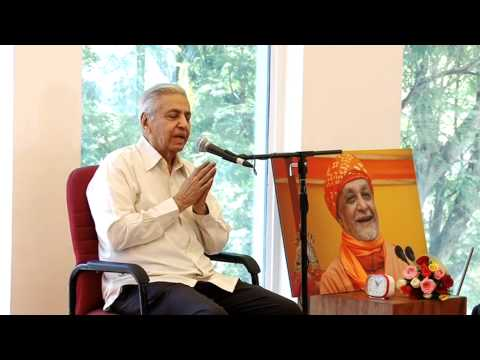 Meaning of the word Yoga Part II--Talk by Srivatsa Ramaswami
