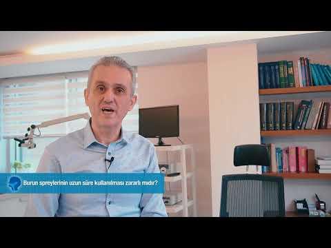 Burun spreylerinin uzun süre kullanılması zararlı mıdır? | Prof. Dr. Erol EGELİ