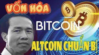 BITCOIN & Altcoin RIGHT NOW!!!!! Vốn hóa Bitcoin | Altcoin chuẩn bị!!!!!!   Sai Gon Trade Coin
