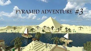 [MineCraft] Египетские приключения #3