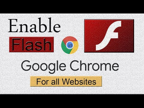 Registry Edit That Will Enable Flash For All Websites In Chrome