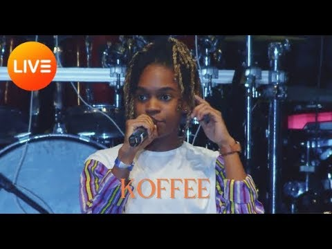 Koffee LIVE At Rebel Salute 2019 | Live Performance