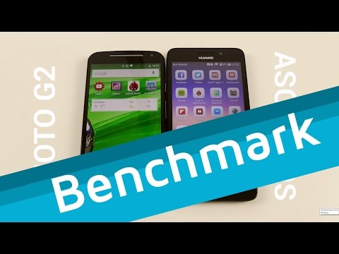 Benchmark: Moto G2 (2014) vs. Huawei Ascend G620S | AppDated