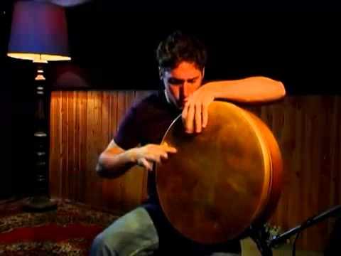 Yshai Afterman frame drum solo