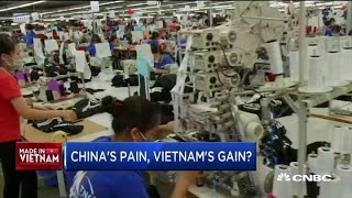why vietnam could be the new china as us china trade tensions continue