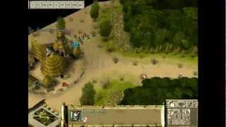 praetorians game play ITA,INTRO