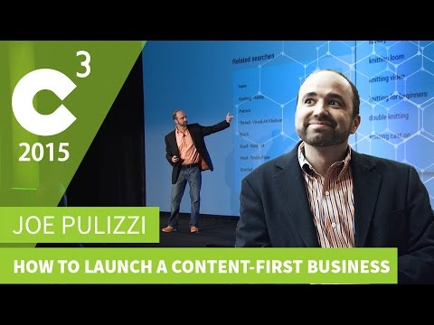 Content Marketing Strategy | Joe Pulizzi
