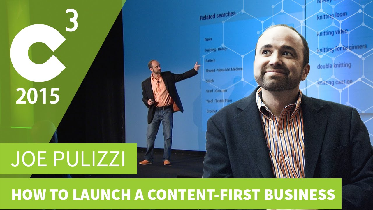 Content Marketing Strategy | Joe Pulizzi - YouTube