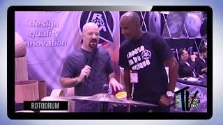 Rotodrum at the NAMM Show 2016