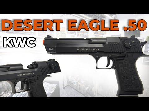 Magnun Research Desert Eagle CO2 Blowback Airsoft Pistol