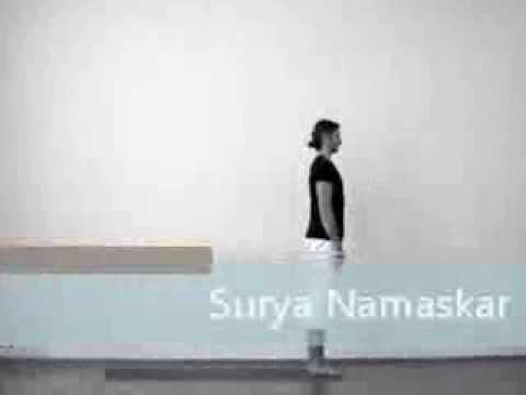 Sun salutation -  Prana Vashya Yoga (Pozdrav slunci)