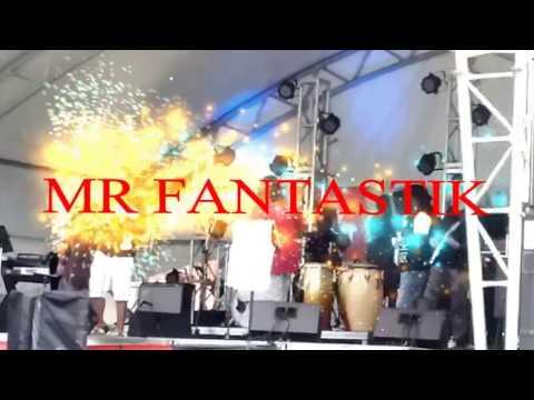 Mr Fantastik  International Calgary reggae fest