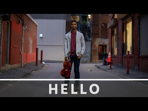Adele | Hello | Jeremy Green | Viola Cover