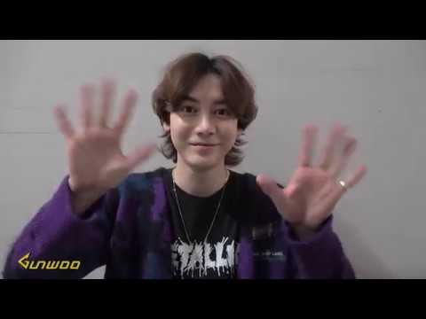 """『GUNWOO 2019 SOLO LIVE """"promise""""』開催!"""