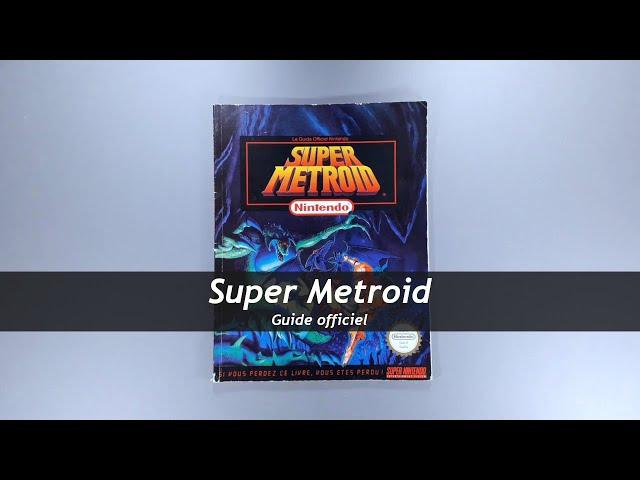 Super Metroid - Guide officiel