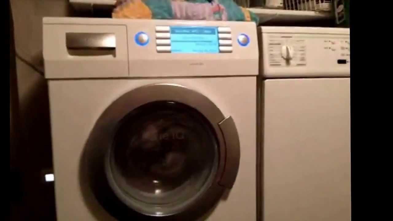 Siemens 1832 Iq 1800 Touren Youtube