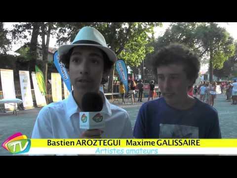 Les RDV de la jeunesse à Tarnos