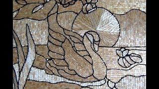 видео Алмазные картины - уникальная мозаика своими руками (фото)