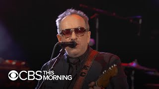 """Saturday Sessions: Elvis Costello & The Imposters perform """"Burnt Sugar Is So Bitter"""""""