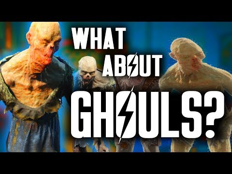 Fallout 76 - Will there be Ghouls? -...