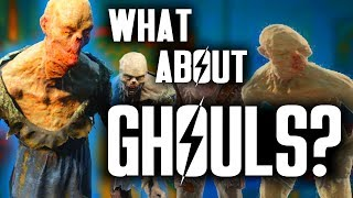 Fallout 76 - Will there be Ghouls? - Speculation and Theories