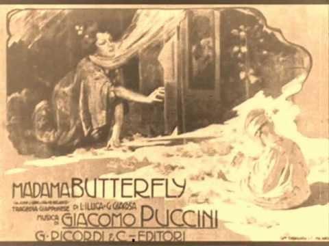 "Giacomo Puccini, ""Un bel dì vedremo"" da ""Madama Butterfly"""