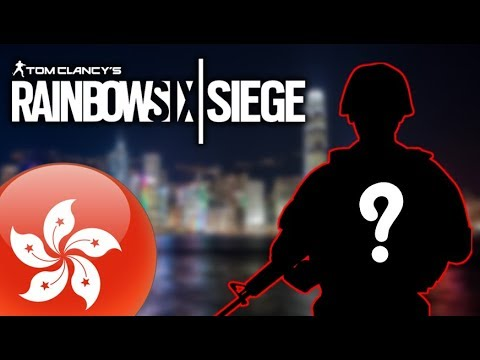 Last Operation Health Update Incoming! Hong Kong Operators Hype! Rainbow Six Siege