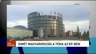 Sargentini-jelentés: ismét Magyarország a téma az EP-ben