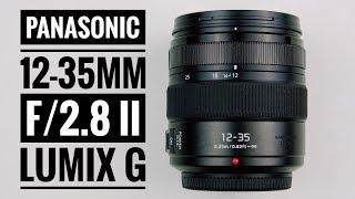 Panasonic 12-35 f 2 8 II LUMIX G
