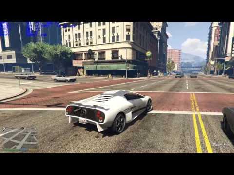 Grand Theft Auto 5 - 1080p - FX 9590 + GTX 970 FTW