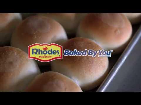 Homebaked Rhodes Dinner Rolls Youtube