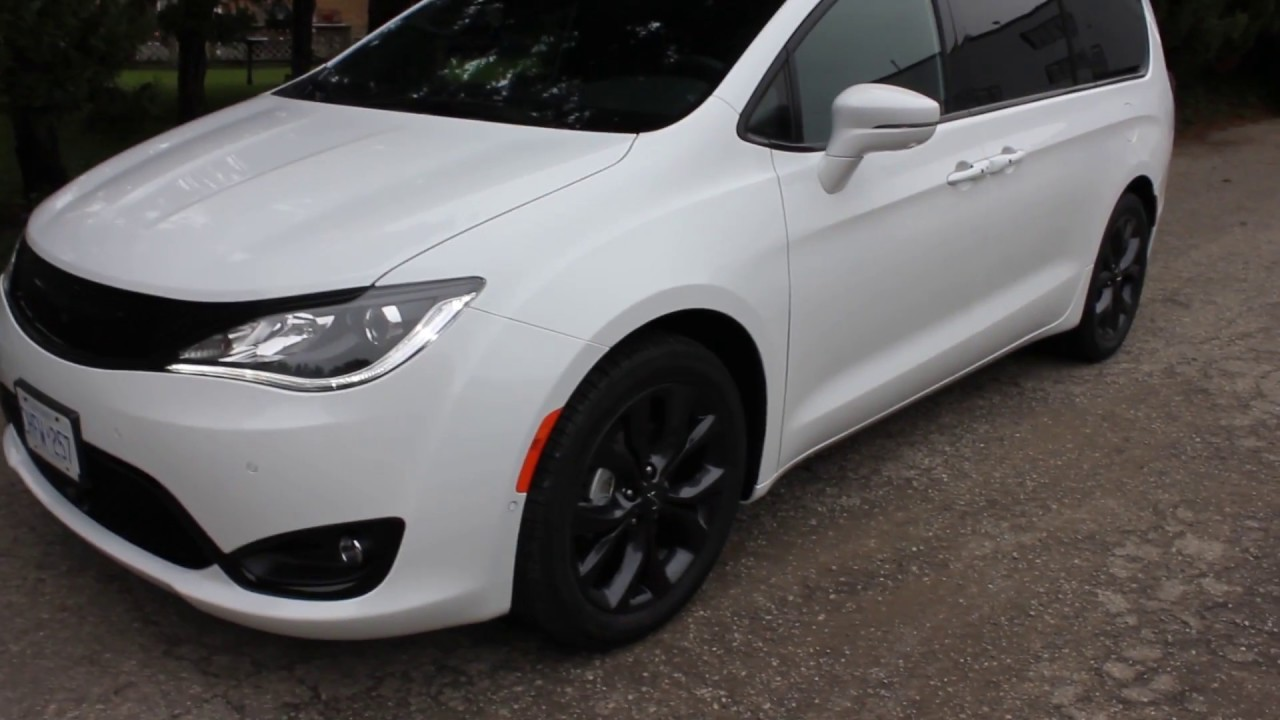 2019 Chrysler Pacifica Limited S Appearance Package Review
