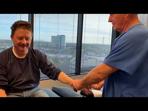 Houston Dad Referred To Houston Chiropractor Dr Johnson By Son Who Watches Us On YouTube thumbnail