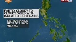 BT: Weather update as of 12:16 p.m. (March 3, 2019)
