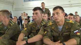 Чемпионат Вооруженных сил России по боксу