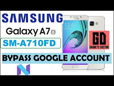 Samsung A7 (2016) SM-A710F / A710FD FRP
