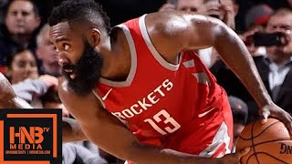 Houston Rockets vs Phoenix Suns Full Game Highlights / Week 5 / 2017 NBA Season