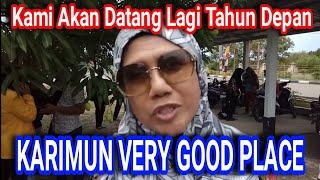 PENDAPAT ORANG MALAYSIA TENTANG PULAU KARIMUN - KEPULAUAN RIAU