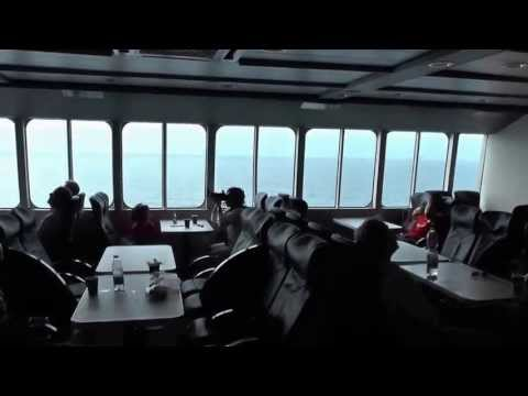 Fjordline Express Ferry from Denmark to Norway