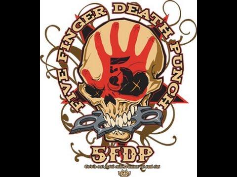 Five Finger Death Punch West Fargo ND July 12 2014 Full Concert