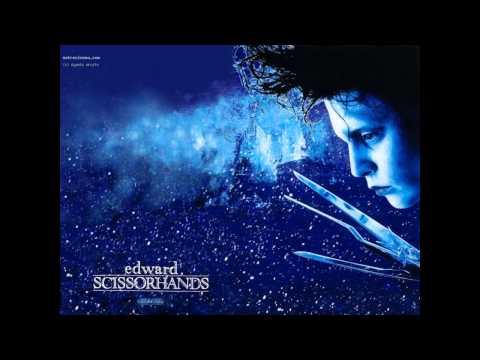 Edward Scissorhand main theme.wmv