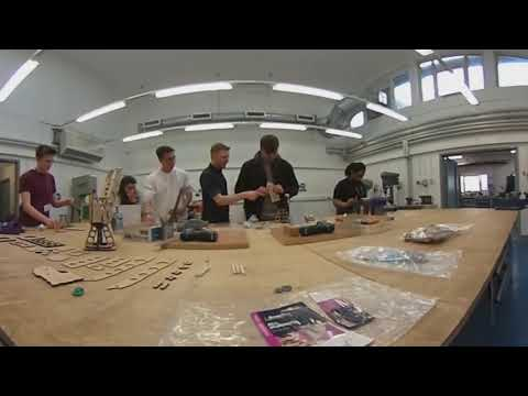 Engineering activities for applicants - 360 video