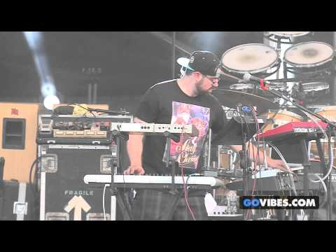 """Cosmic Dust Bunnies perform """"Gotcha"""" at Gathering of the Vibes Music Festival 2014"""