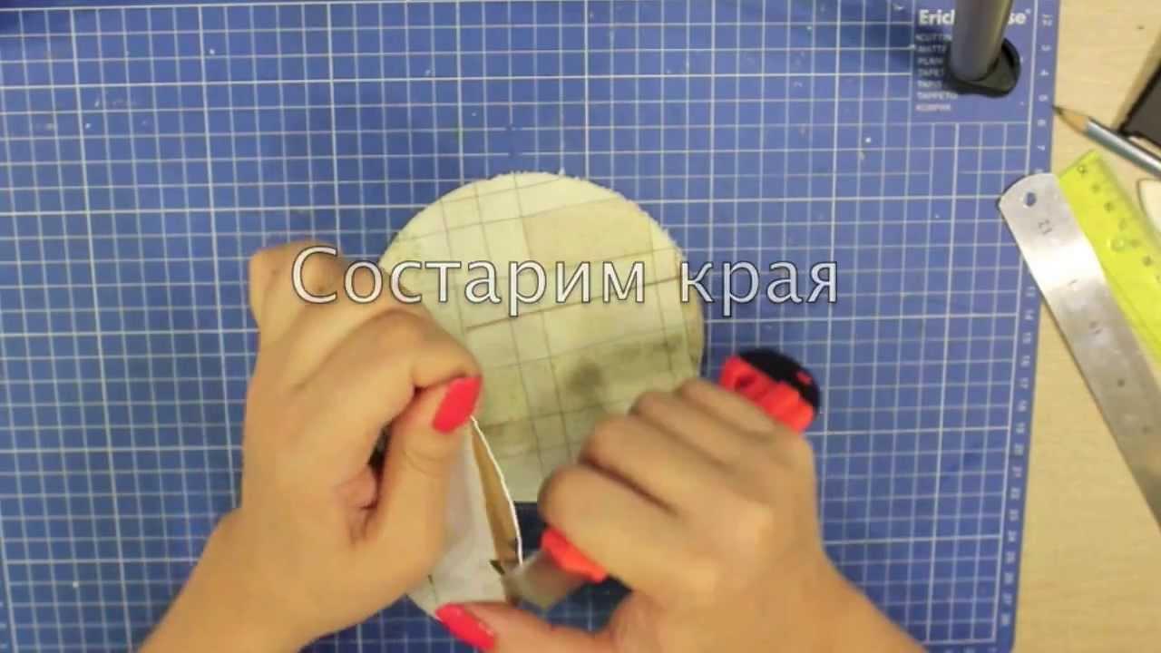 Как Сделать Подарок Своими Руками Мастер Класс 3D Сердце Tutorial .