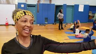 Get Ready Get Set Get Fit, Exercise Program at P.S. 26