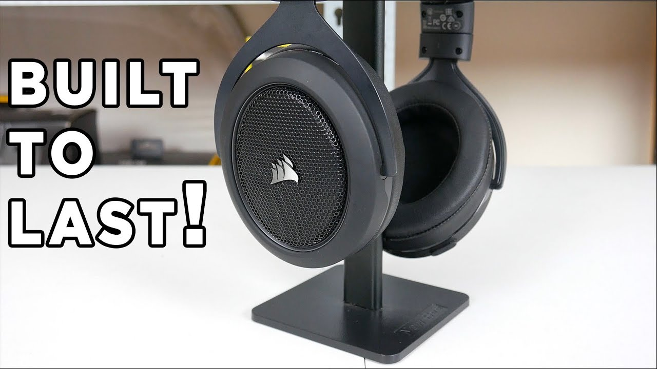 Corsair HS70 WIRELESS GAMING Headset Review - big improvement over VOID PRO!